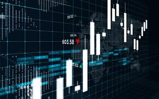 Moving average stock signal