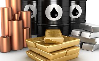 Gold, oil update