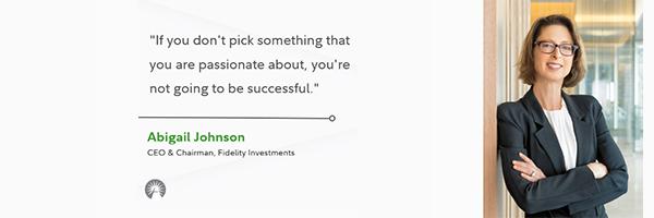 Abby Johnson on life and money