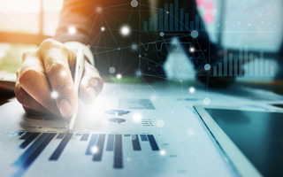 2019's biggest stock chart trends